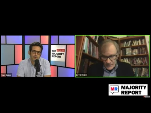 The Power of Frederick Douglass and the 2nd American Revolution w/ David Blight - MR Live - 9/29/20