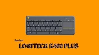 Logitech K400 PLUS compatible con Android/IOS/Windonws/linux