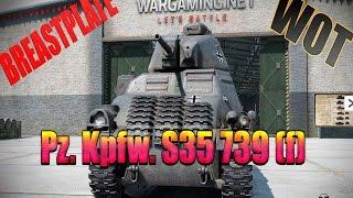 Wot: Лучший прем танк 3 уровня (Pz. S35)
