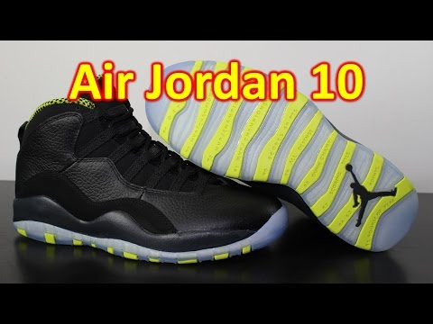 541961bf819943 Download Air Jordan 10 Retro Venom Green - Review + On Feet MP3