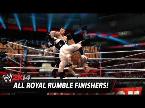 the miz wwe 2k14 goldust cody rhodes rey mysterio vs the shield ...