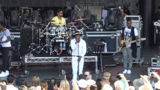 Anthony Hamilton - Cornbread, Fish & Collard Greens live at Brisbane Soulfest 2014