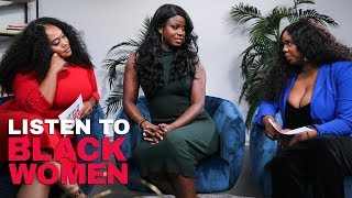 How Do You Create A Successful Blended Family?   Listen To Black Women