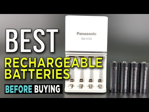 Rechargeable Batteries - Manufacturers & Suppliers in India