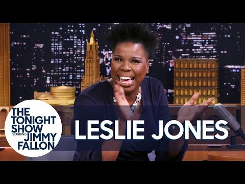 Leslie Jones Met Dustin Hoffman and Called Him Al Pacino