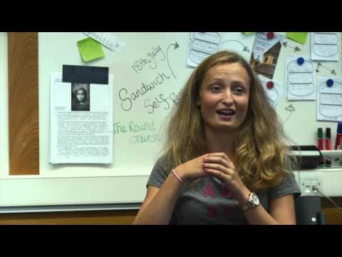 Find out more about teaching English at ISSOS