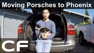Moving to Phoenix Update - Plans for my Porsche 911, Cayenne & Channel