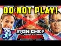 Worst Wii Game We 39 ve Played Iron Chef America