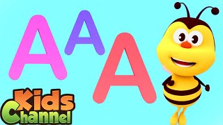 With AAA Song And Nursery Rhymes for Children | Cartoon Videos from Kids Channel
