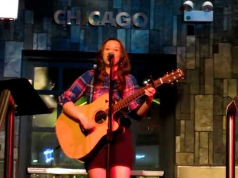 Moves like Jagger- Maroon 5 (Cover by: Cassandra Henwood) @ the Hard Rock