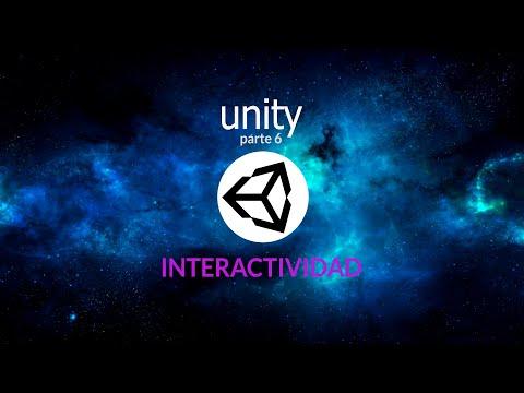 Introducción a Unity. Parte 6. Interactividad