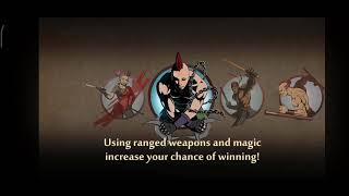 Defeat butcher's second bodyguard in shadow fight 2 full hd