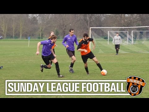 Sunday League Football - NAME DROP