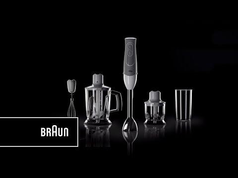 Погружной блендер Braun MQ 545 Aperitive цена и информация | Блендеры | kaup24.ee