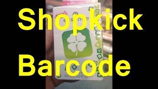 Essence Luck shopkick barcode