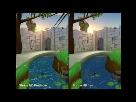 Video of Shrine HD 3D Live Wallpaper