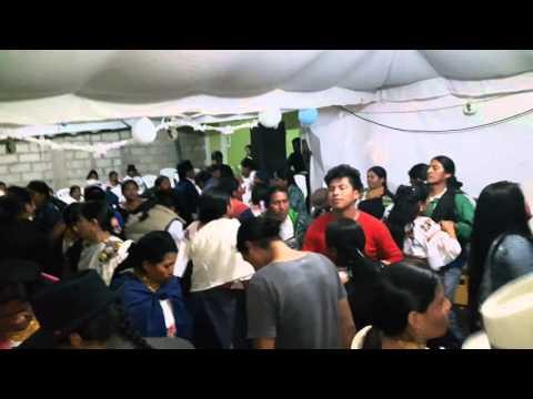GRUPO MAYAS en Imbabuela part 1