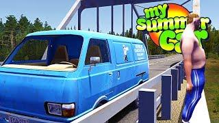WE JUST FOUND DRUNKMAN - My Summer Car Gameplay Highlights Ep 108