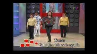 10. Baile para fortalecer la espalda