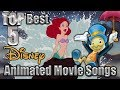 Top 5 Best Disney Animated Movie Songs