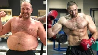 5 INSANE Body Transformations In Boxing
