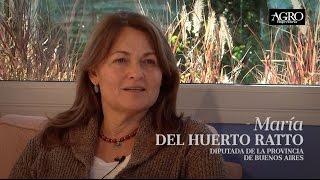 María del Huerto Ratto - Diputada de la Provincia de Buenos Aires