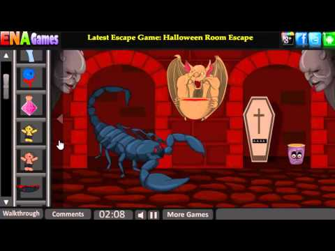 Escape From Halloween Hell (Walkthrough)