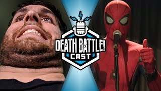 Chad almost died... AGAIN! | DEATH BATTLE Cast # 126