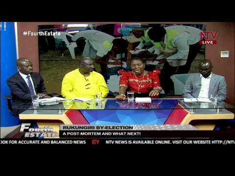 FOURTH ESTATE: After Rukungiri, what next for the NRM?