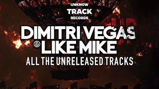 Dimitri Vegas & Like Mike Tribute - All The Unreleased Tracks [V3]