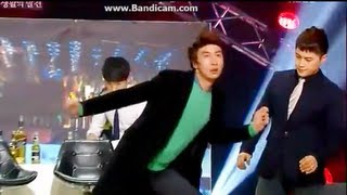 Lee Gwang Soo - Robot dance @ Live Gag Consert