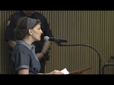 Bold Christian Woman Confronts Her City Council (while hearing a head covering)