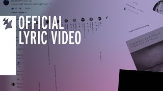 Firebeatz & Schella - Through My Mind (Official Lyric Video)