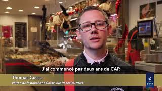Ecole Professionnelle De Boucherie - PARIS