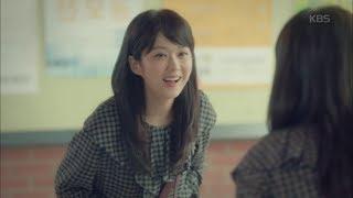 """고백부부 - 장나라, """"어휴, 이쁘다"""" 자기 보며 '감탄'.20171013"""