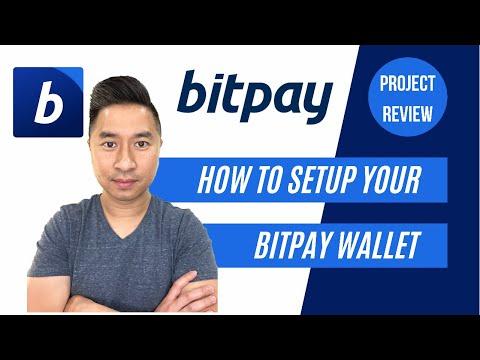 Kaip įdėti bitcoin į savo piniginę