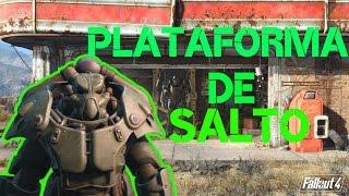 Fallout4|Tutorial de Construcción|PLATAFORMA DE DESPLIEGUE PARA SERVOARMADURA