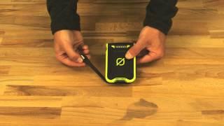 Vidéo - Présentation Batterie Nomade Venture 30 Goal Zero