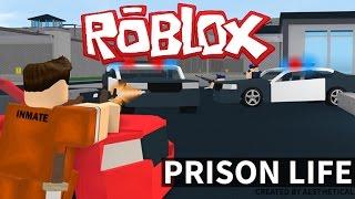 РОБЛОКС ТЮРЕМНАЯ ЖИЗНЬ - ROBLOX PRISON LIFE (Роблокс по русски)