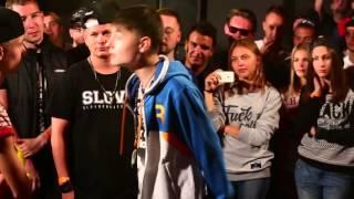 SLOVO V  SLOVOFEST   Otrix vs  Басота лучшие моменты
