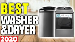 Best Washer and Dryer in 2020