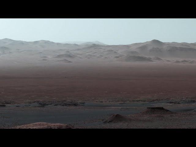 Уникальный снимок от марсохода Curiosity: в одном кадре все точки пройденной миссии