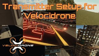 Velocidrone Transmitter Setup - This FPV Simulator Changed the Way I Fly