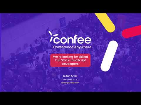 Confee - Product video