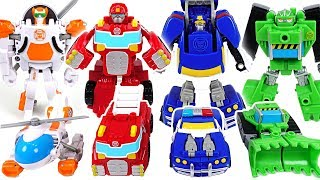 Download Video Robocar Poli! There are not enough rescue workers! Go! Transformers Rescue bots! - DuDuPopTOY MP3 3GP MP4