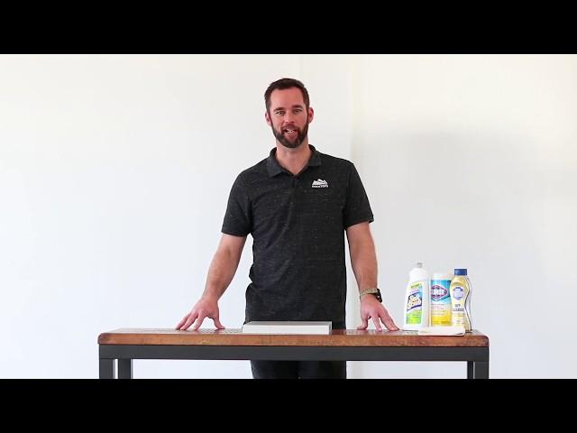 Quartz Cleaning & Maintenance