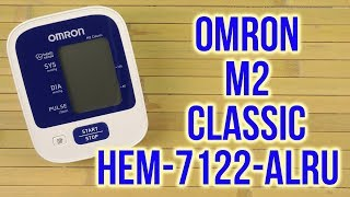 Omron M2 Classic - відео 3