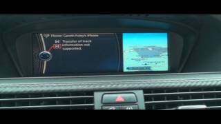 Bluetooth Music Streaming With BMW