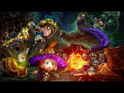 Happy Dungeons for PlayStation®4 Announcement trailer thumbnail