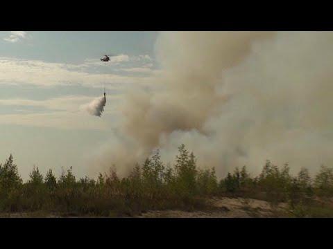 Ρωσία: Μαίνονται οι δασικές πυρκαγιές- Σε κατάσταση έκτακτης ανάγκης το Μαρί Ελ…